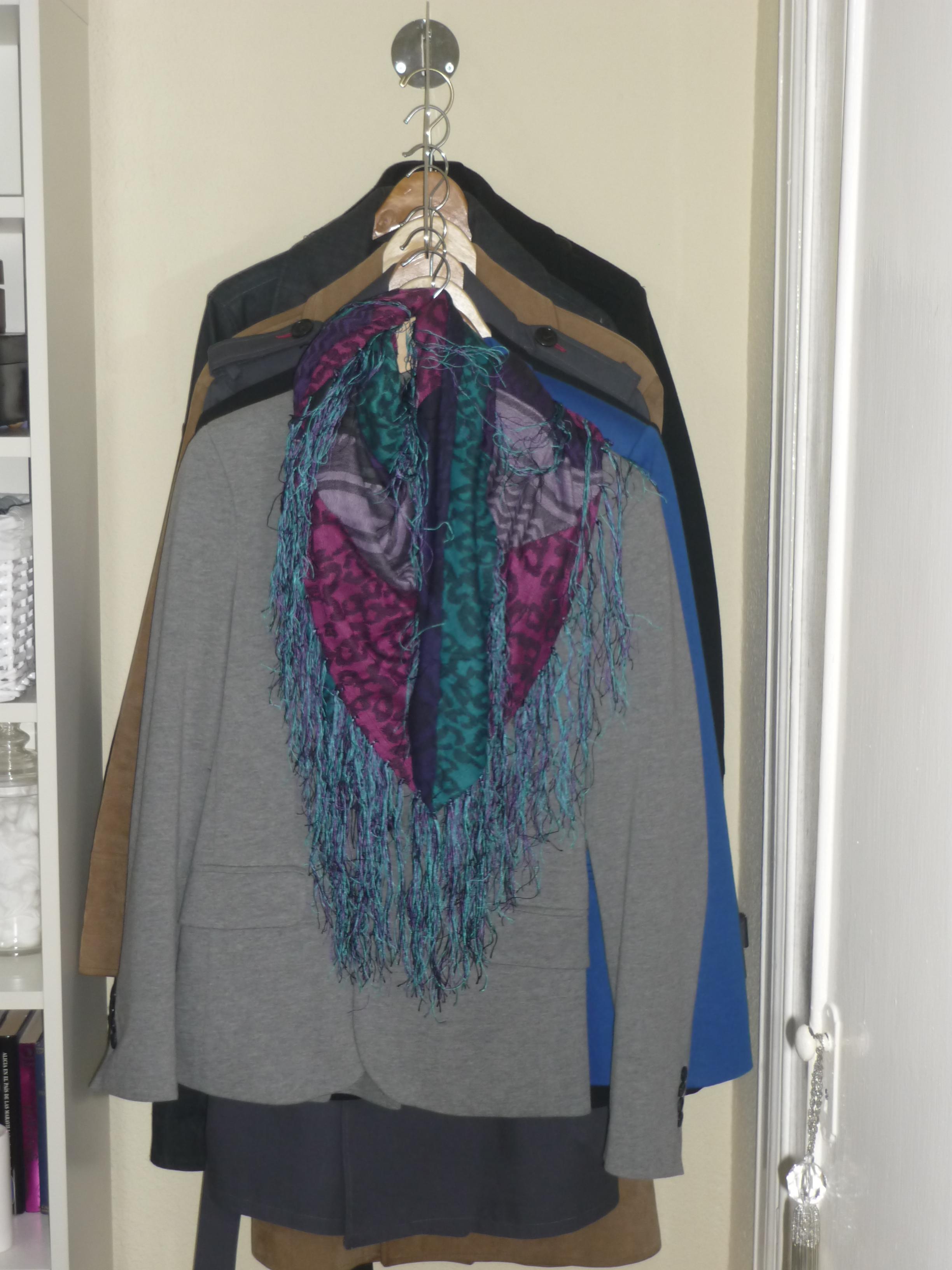 Y ahora d nde pongo mi ropa o c mo organizar tu - Burro ropa leroy merlin ...