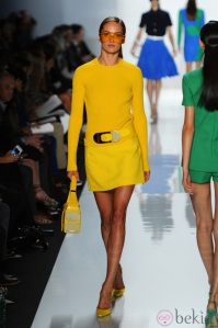 Michael Kors - Runway - Spring 2013 Mercedes-Benz Fashion Week