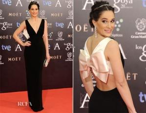 Celia-Freijeiro-In-Paule-Ka-Goya-Cinema-Awards-2014