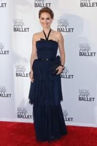Christian Dior Gala de primavera del Ballet de NY 2012