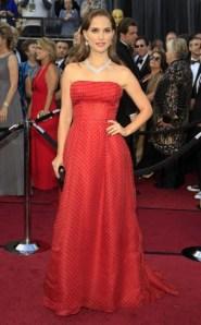 Christian Dior Oscar 2012