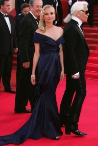 Karl Lagerfeld para Chanel Festival de Cannes 2007