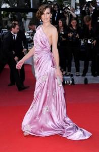 Road+premieres+Cannes+Milla+Jovovich