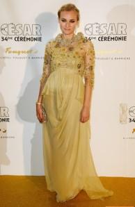 Valentino Premios Cesar