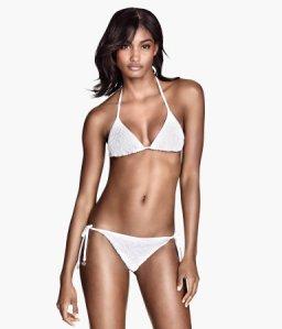 Bikini H&M Encaje