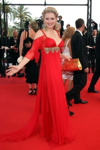 Elena Lenina Cannes 2009