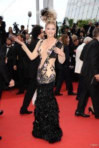 Elena Lenina Cannes 2011