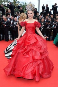 Elena Lenina Cannes 2014 Grace of Monaco