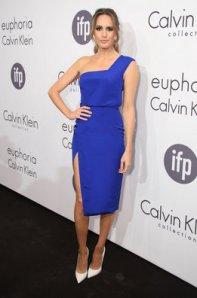 Louise Roe Cannes 2014 Calvin Klein