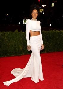 Rihanna MET 2014