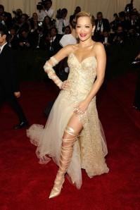 Rita Ora MET 2014