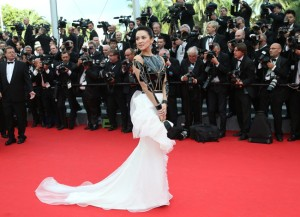 Zhang Ziyi Cannes 2014Stéphane Rolland