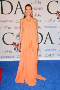 CFDA 2014 Heidi Klum Donna Karan
