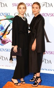 CFDA 2014 Mary - Kate & Ashley Olsen