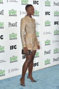 Lupita Nyong'o 2014 Film Independent Spirit Awards