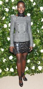 Lupita Nyong'o Chanel Couture