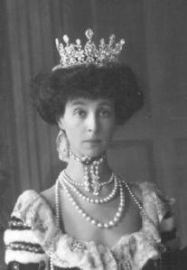 Boucheron Tiara de Consuelo Vanderbilt