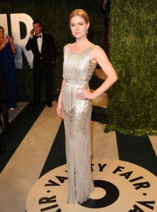 Amy Adams - Oscar de la Renta