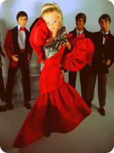Barbie - Oscar de la Renta