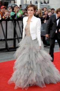Emma Watson -Oscar de la Renta