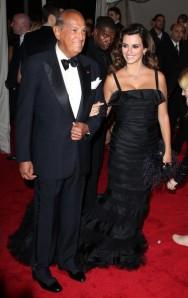Penélope Cruz & Oscar de la Renta