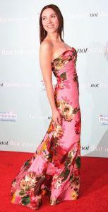 Scarlett Johansson - Oscar de la Renta