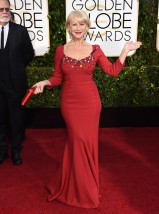 Helen Mirren - Dolce & Gabbana