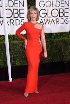 Jane Fonda - Versace