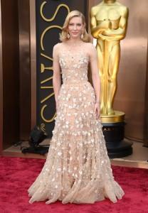 FaceIt!!! - Cate Blanchet Oscar 2014 Armani Privé