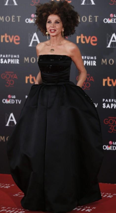 Goya 2016 - Victoria Abril