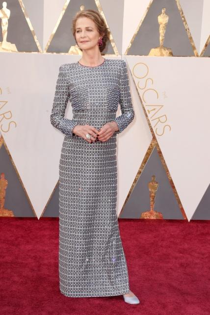 Oscar 2016 - Charlotte Rampling