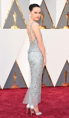 Oscar 2016 - Daisy Ridley (1)