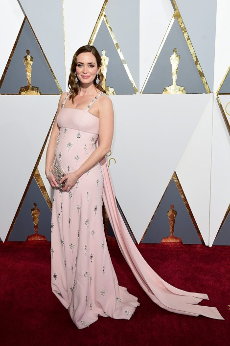 Oscar 2016 - Emily Blunt