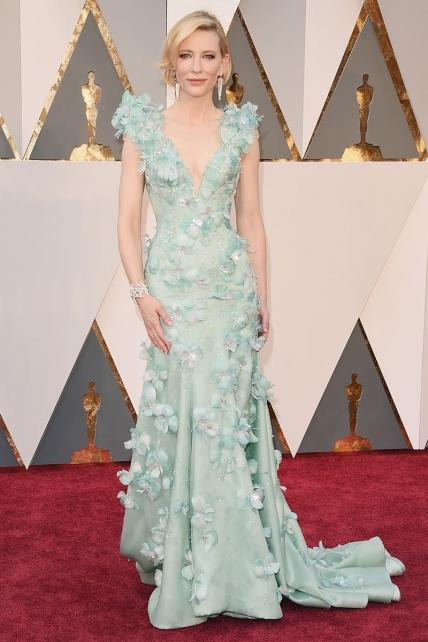 Oscar 2016 - Cate Blanchett