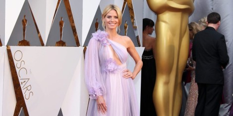 Oscar 2016 - Heidi Klum (2)