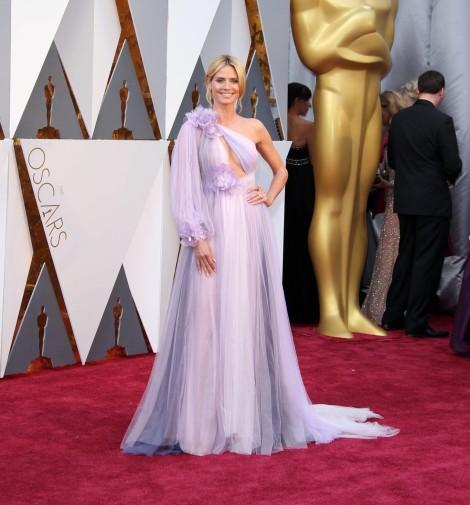 Oscar 2016 - Heidi Klum
