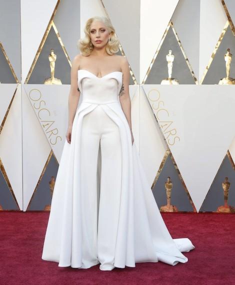 Oscar 2016 - Lady Gaga