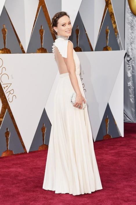 Oscar 2016 -Olivia Wilde (1)