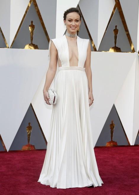 Oscar 2016 -Olivia Wilde