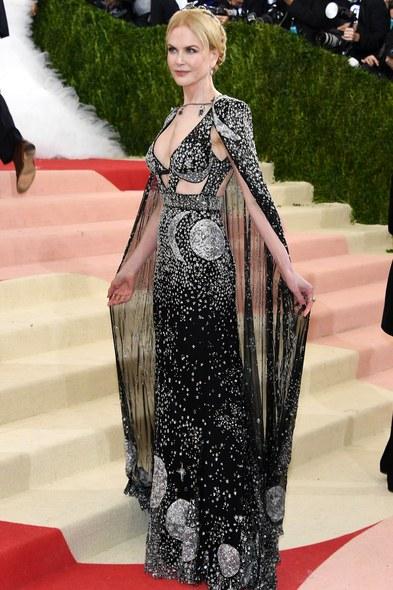MET 2016 - Nicole Kidman